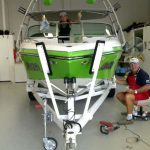 Boat-Detailing Gold Coast